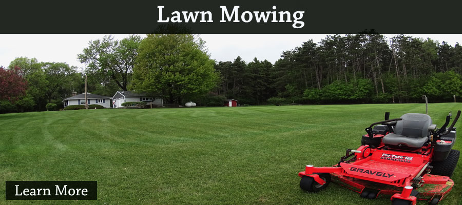 Lawn Mowing Shawano WI 54166